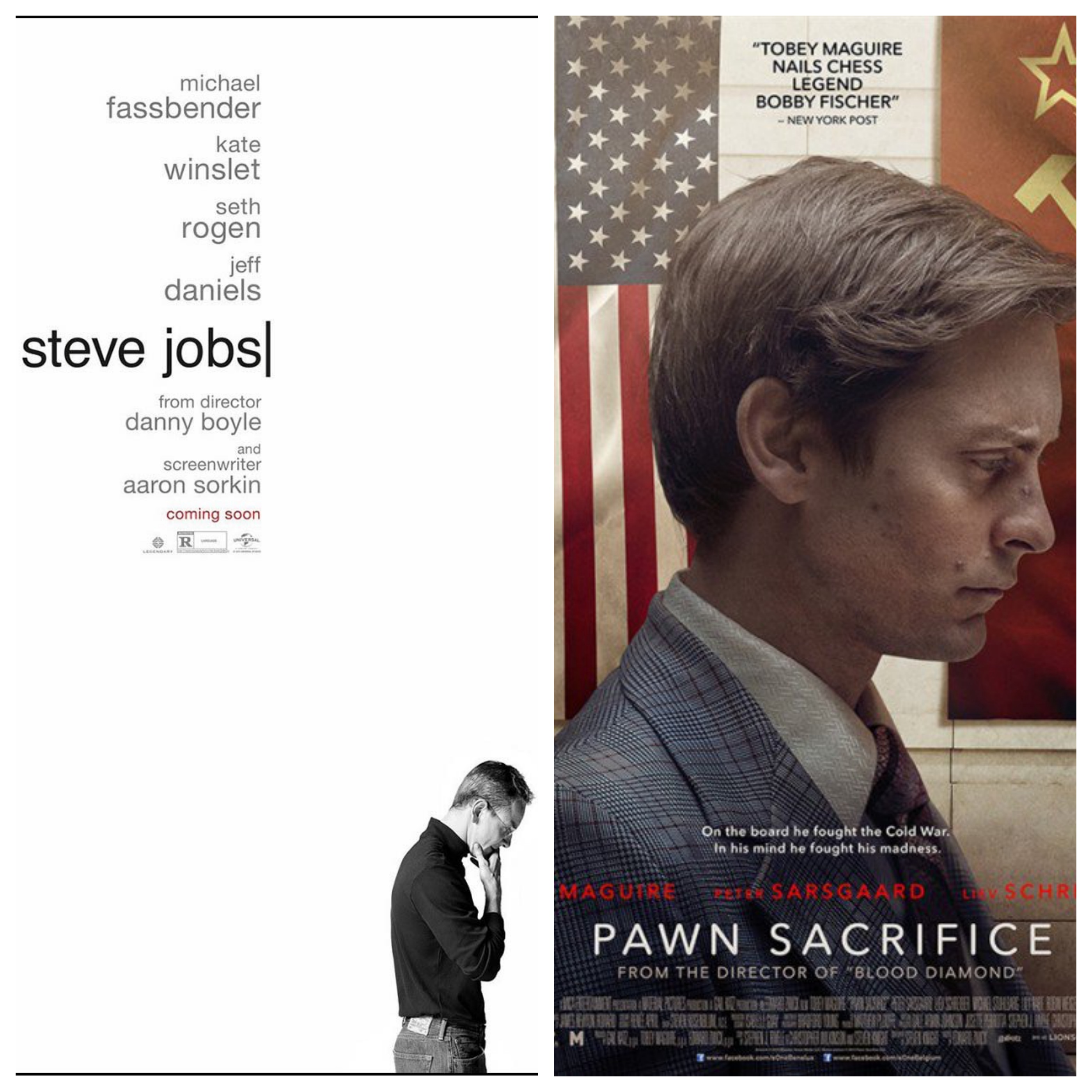 Steve Jobs Pawn Sacrifice